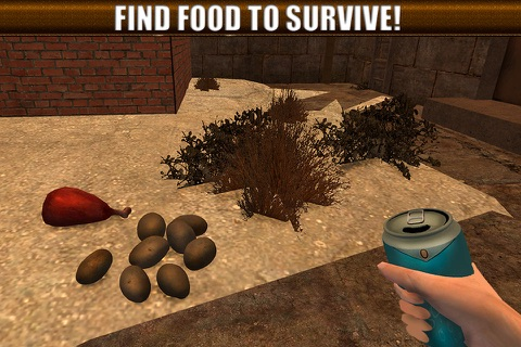 Nuclear Badlands Survival 3D Full screenshot 3