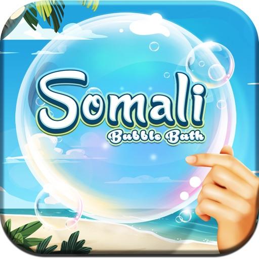 Somali Bubble Bath : The Learn Somali Words Learning Game iOS App