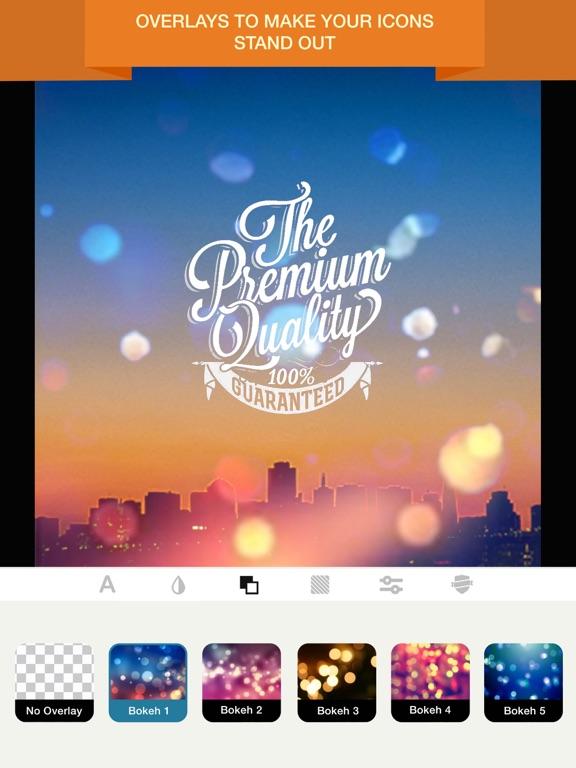 Screenshots of Logo Maker- Logo Creator, Logo Design, Label Maker for iPad