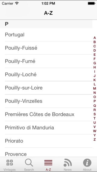 ワインヴィンテージ / Wine Vint... screenshot1