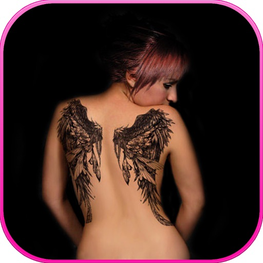 Tattoo Booth For Girls Free - Makes You Hot & Sexy iOS App