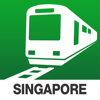 Singapore Transit - MRT and LRT by NAVITIME