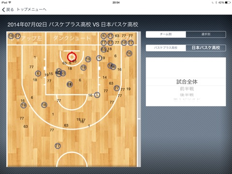 BasketPlus screenshot 3