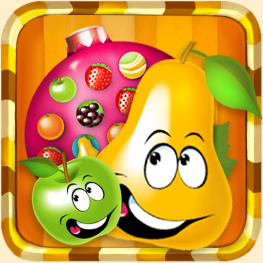 Amazing Fruits Cursh Icon