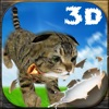 Verrückte Katze Haustier-Simulator 3D