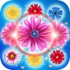 Garden Flower Frenzy - Flower Mania Blast madagascar national flower