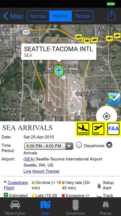 Seattle Traffic Cameras - Traffic Travel NOAA Vessel Ferry ...