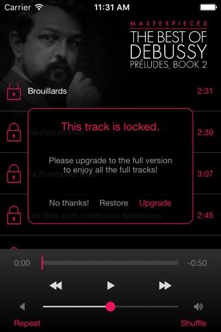 Debussy: Préludes, Book 2 screenshot 4