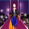 Runway Model Photo Montage – Become A Top Model With Image Edit.or & Fashion Virtual Sticker.s fashion land model