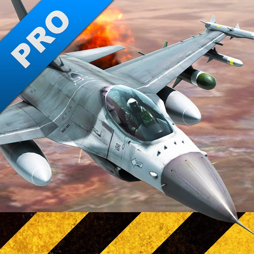 AirFighters Pro - Combat Flight Simulator