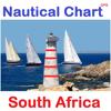 Marine: South Africa - GPS Map Navigator