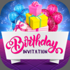 Invitaciones Para Fiesta De Cumpleaños – Carta Creador Para 1r Cumpleaños, Dulces 16 Y 21 Cumpleaños