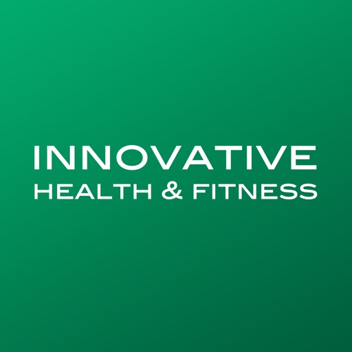 Innovative Health & Fitness.