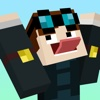 Dantdm Skins Free for Minecraft - Star Wars Edition