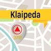 Klaipeda 離線地圖導航和指南
