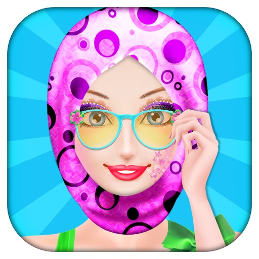 Hijab makeup & style tutorial - Fashion Clothing for Hijabi Girl iOS App
