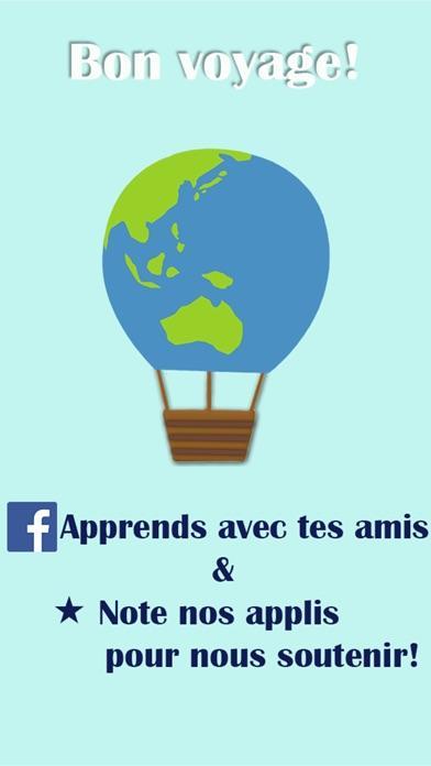 Apprendre le français & l'alphabet -FlashCard bébéCapture d'écran de 5