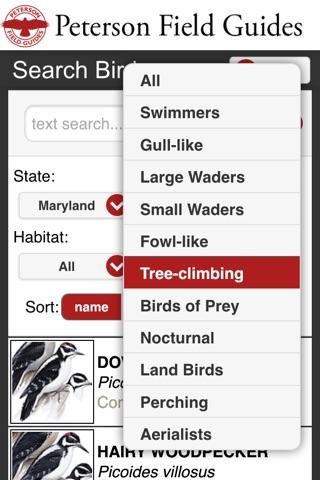 Peterson Field Guides - Backyard Birds screenshot 3