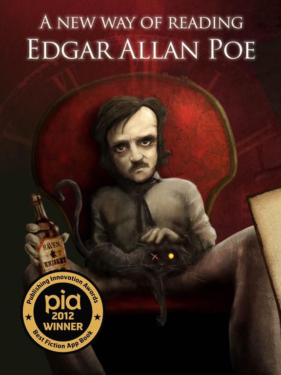 Screenshot #4 for iPoe 1 - Edgar Allan Poe Immersive Stories