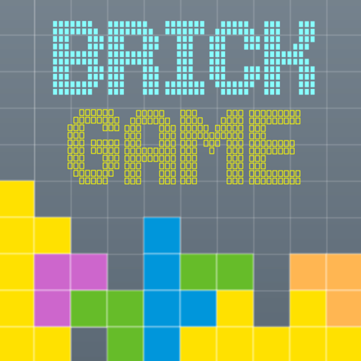 Brick Game - Retro columns arcade/handheld game