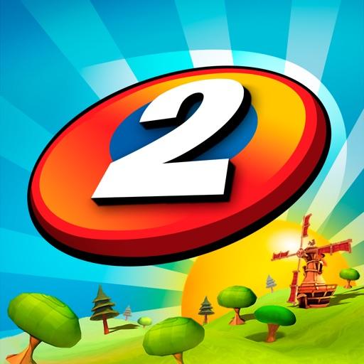永恒飞盘2:Frisbee® Forever 2【另类飞行】