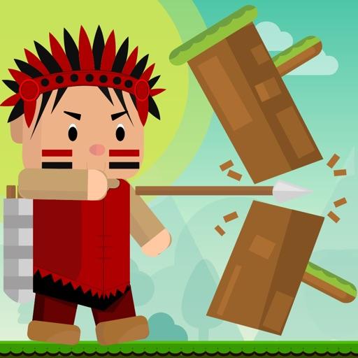 Super Tappy Tribals iOS App
