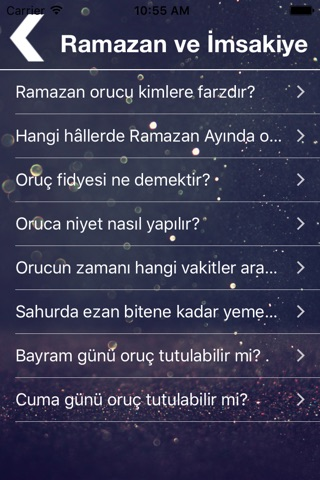 Ramazan 2016 - imsakiye – oruç screenshot 4