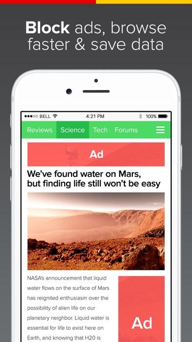 how to add adblock on safari iphone