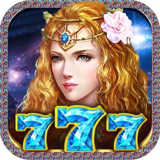 Vegas Free Slot Mid-Autumn Game: Spin Slot Machine iOS App