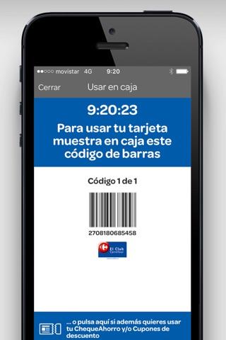 Mi Carrefour: Cupones & Ahorro screenshot 4