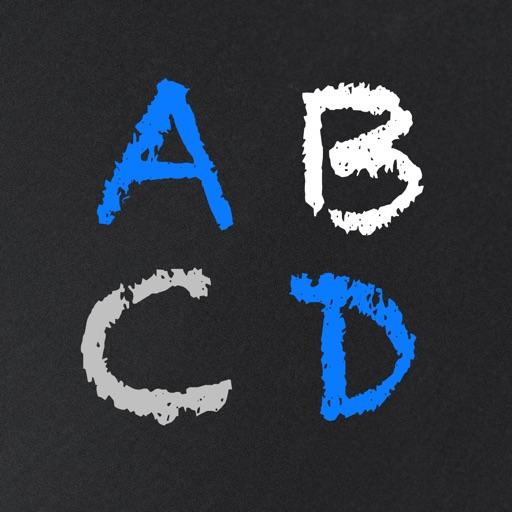 Alphabet Rapid iOS App