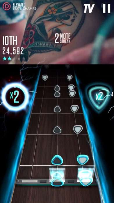 guitar hero 5 android free