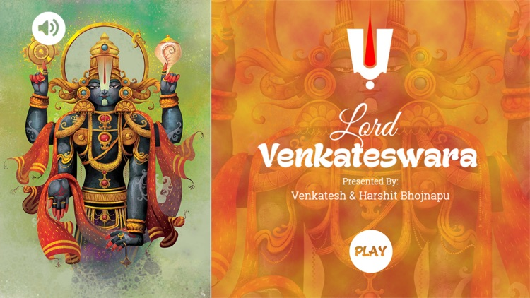 Lord Venkateswara - The Mobile Epic by Maya Magical Studios Pty Ltd