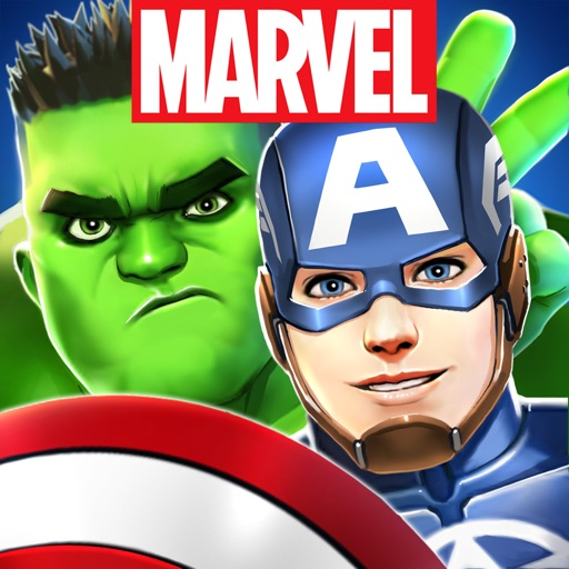 MARVEL Avengers Academy for iPhone