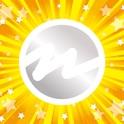 スクラッチくじ icon