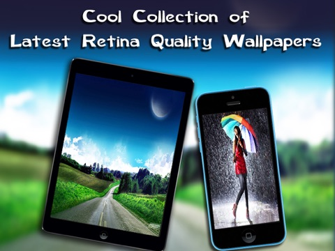 Cool HD and Retina Wallpapers Скриншоты8