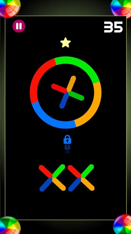 Color Switch Puzzle Game Free