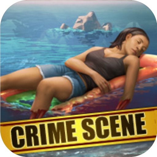 Ultimate Crimes - Find the Objects iOS App