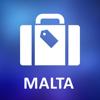 Malta Detailed Offline Map