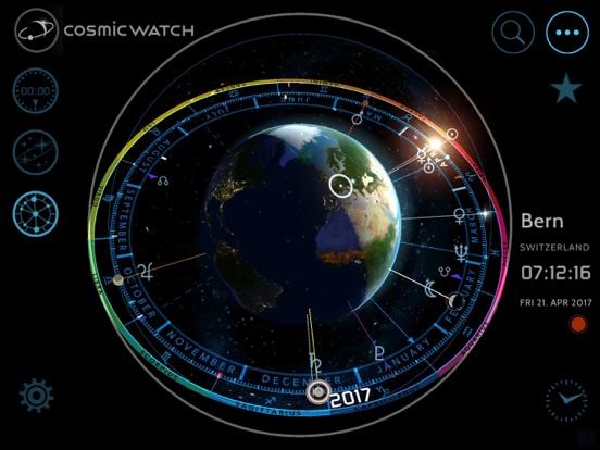 Screenshot #1 for Cosmic-Watch
