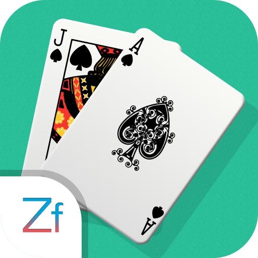 Flashloft's Blackjack 2014 iOS App