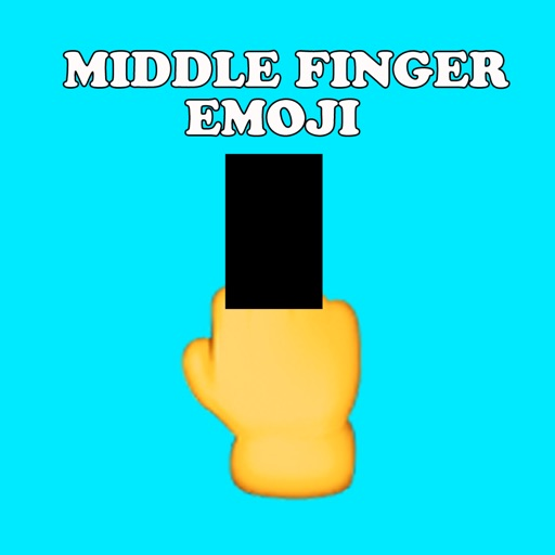 Middle Finger Keyboard 2016 iOS App