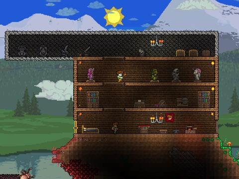 Terraria Скриншоты8