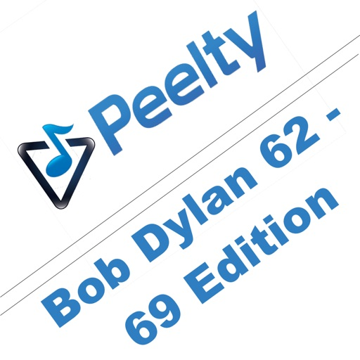 Peelty - Bob Dylan 62-69 Edition iOS App