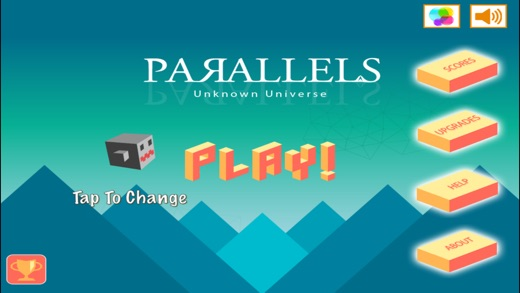 Parallels: Unknown Universe - наиболее привыкание! Screenshot
