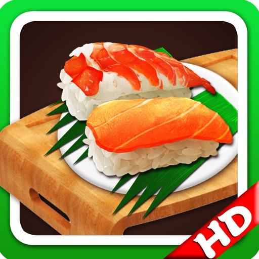 Cooking Time 2 - Sushi Make&Preschool kids games! iOS App