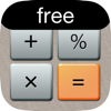 Calculator Plus Free - Calculate Easy Equations & Solve Everyday Math Problems