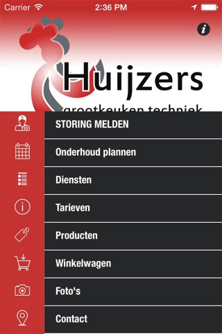 Huijzers HGT screenshot 1
