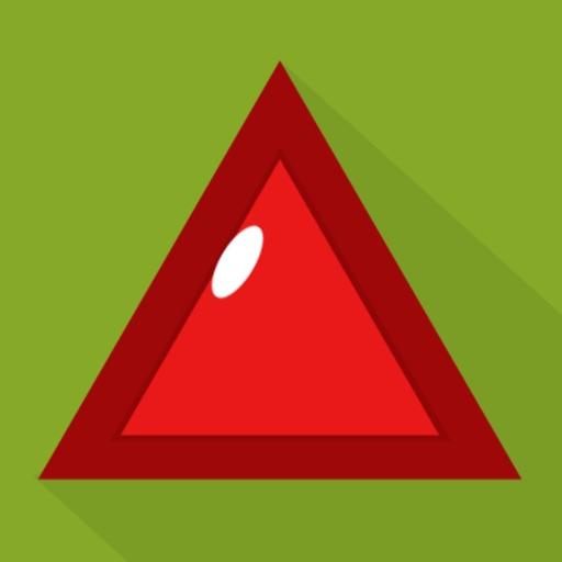 Trig - Triangular Puzzle Game