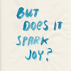 Spark Joy: Practical Guide Cards with Key Insights and Daily Inspiration Icon